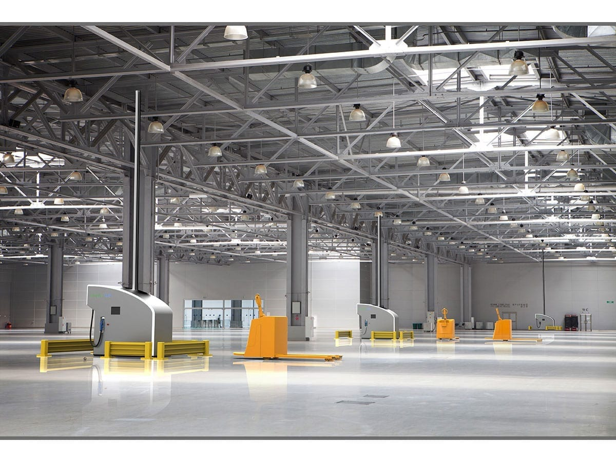 SimpleFuel™ for warehouses