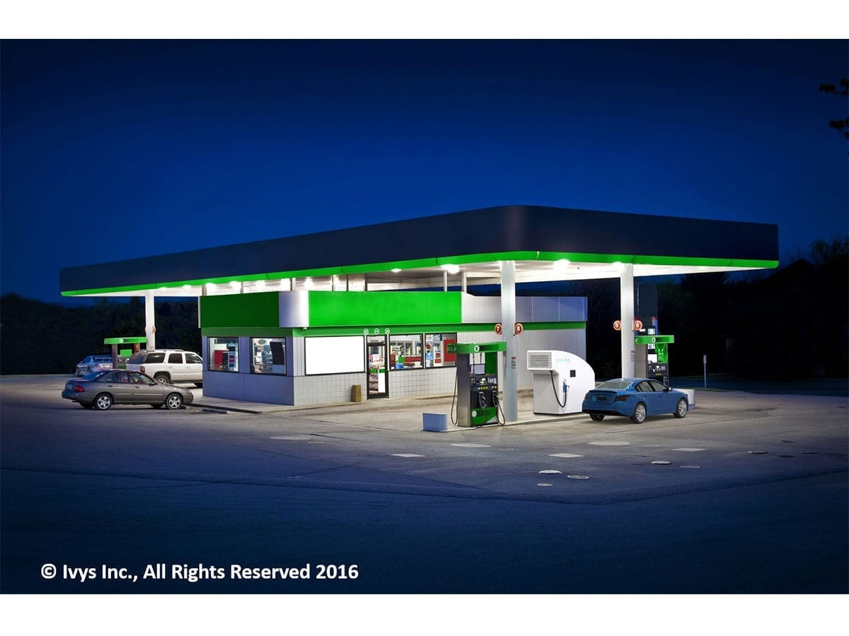 SimpleFuel™ for hydrogen fueling stations