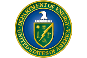 United States of America Department of Energy logo